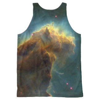 The Eagle Nebula All-Over Print Tank Top