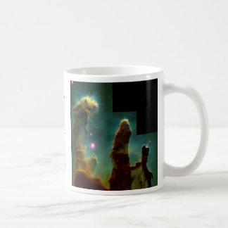 The Eagle Nebula Coffee Mug