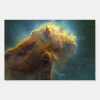 The Eagle Nebula Signs