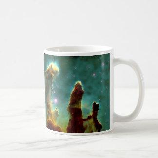 The Eagle Pillars of creation Mugs