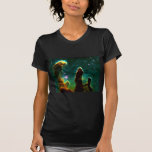 The Eagle Pillars of creation Tee Shirts