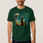 The Eagle Pillars of creation Tee Shirts