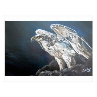 The Eagle Postcard
