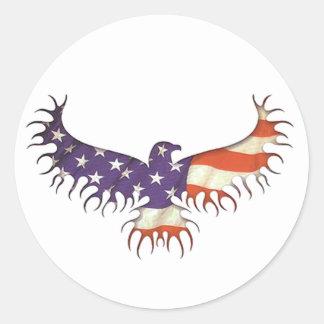 The Eagle Rises Sticker