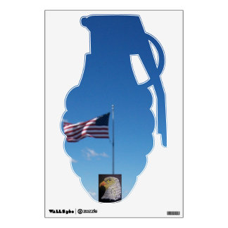 The Eagle Wall Sticker