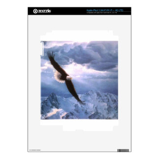 The Eagle Weathers the Storm Skins For iPad 3