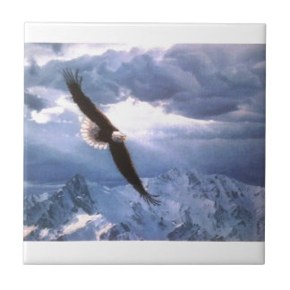 The Eagle Weathers the Storm Tile