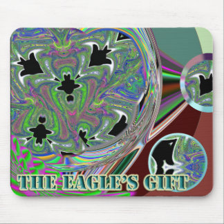 The Eagle's Gift: Mouspad Mouse Pad