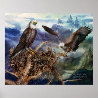 The Eagle's Nest Art Poster/Print Poster