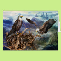 The Eagle's Nest ArtCard Card