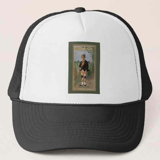 The Earl and The Girl 2 Years in London. Eddie Foy Trucker Hat
