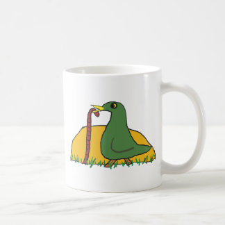 The Early Bird Catches the Worm 2 Coffee Mug