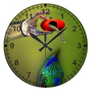 The Early Bird Clock