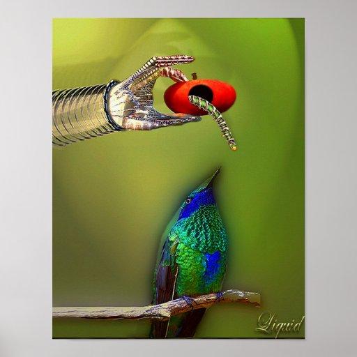 The Early Bird Print