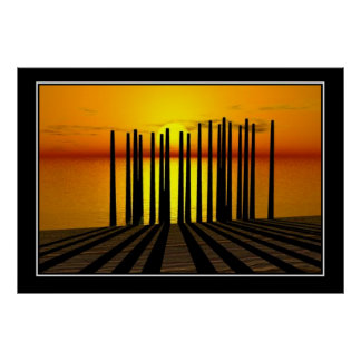 The Early Morning Sentinels Print Posters