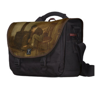 The Early Scholar - Eastman Johnson Bag For Laptop