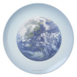 The Earth 10 Dinner Plate