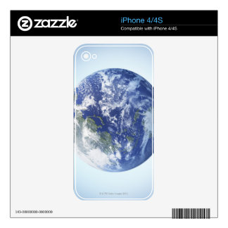 The Earth 10 iPhone 4 Skins