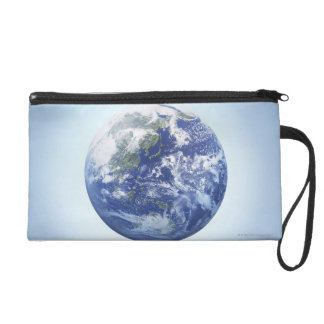The Earth 10 Wristlet