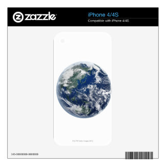 The Earth 11 Skin For iPhone 4