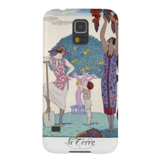 The Earth, 1925 (colour litho) Case For Galaxy S5