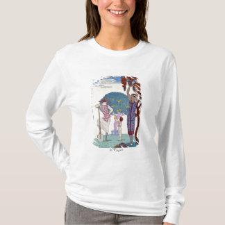 The Earth, 1925 (colour litho) T-Shirt