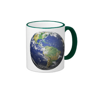 The Earth- 3D Effect Mugs
