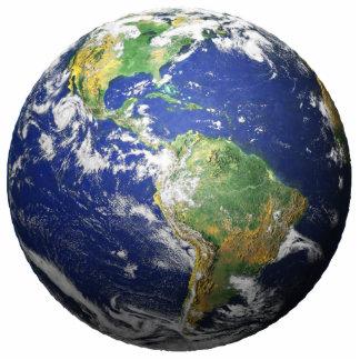 The Earth - 3D Statuette