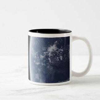 The Earth 6 Two-Tone Coffee Mug