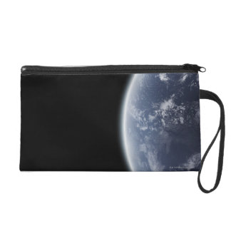 The Earth 6 Wristlet