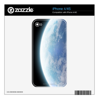 The Earth 8 iPhone 4S Decal