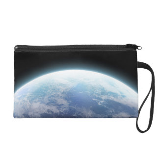 The Earth 8 Wristlet