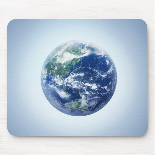 The Earth 9 Mouse Pad