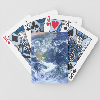 The Earth Bicycle Playing Cards