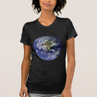 The Earth From Space T-shirt