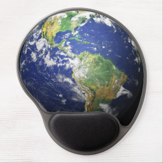 The Earth Gel Mouse Pad