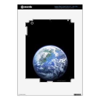 The Earth iPad 3 Decals