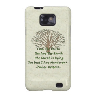 The Earth Is Dying Galaxy SII Cases