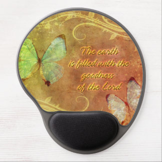 The earth is filled with the goodness.Gel Mousepad