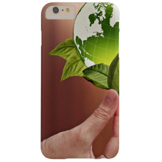 The Earth Is Green Barely There iPhone 6 Plus Case