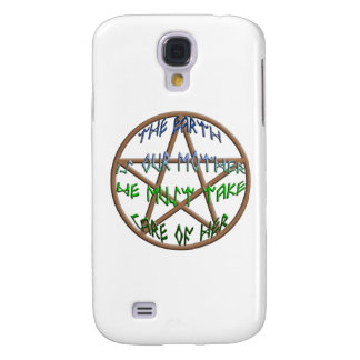 the earth is our mother samsung s4 case