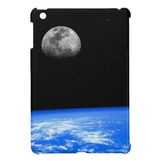 The Earth & Moon iPad Mini Covers