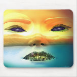The Earth Mother Mousepads