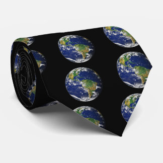 The Earth Neck Tie