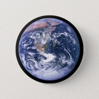 The Earth seen from Apollo 17 aka The Blue Marble Pinback Button