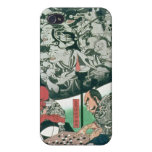 The Earth Spider iPhone 4/4S Case