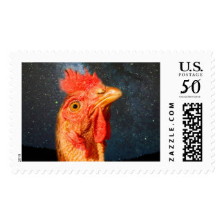 The Earth Will Die In 12 Hours - Postage Stamp