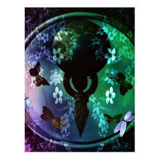 The EarthMother Postcard