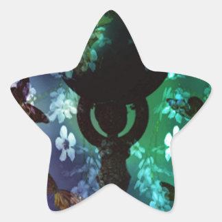 The EarthMother Star Sticker