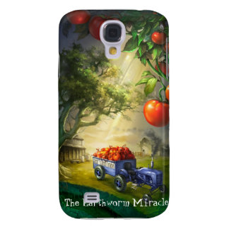 The Earthworm Miracle Samsung Galaxy S4 Cover